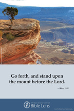 Bible Lens: Go forth, and stand (csps bl11)