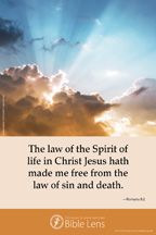 Bible Lens: The law of the Spirit of life (csps bl21)