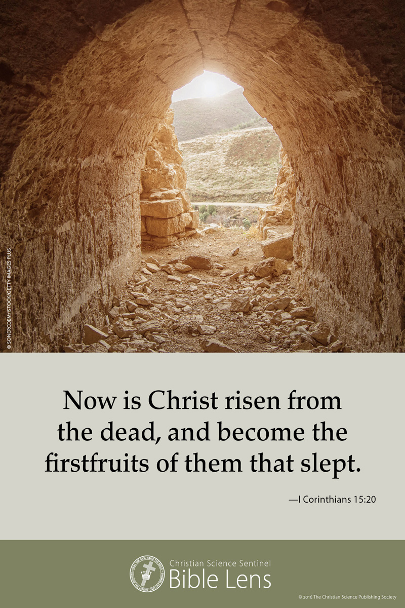 Bible Lens: Now is Christ risen from the dead (csps bl23)