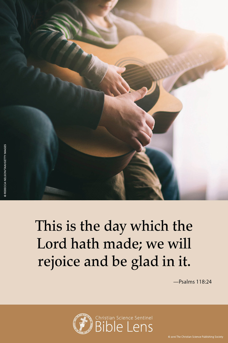 Bible Lens: This is the day (csps bl25)