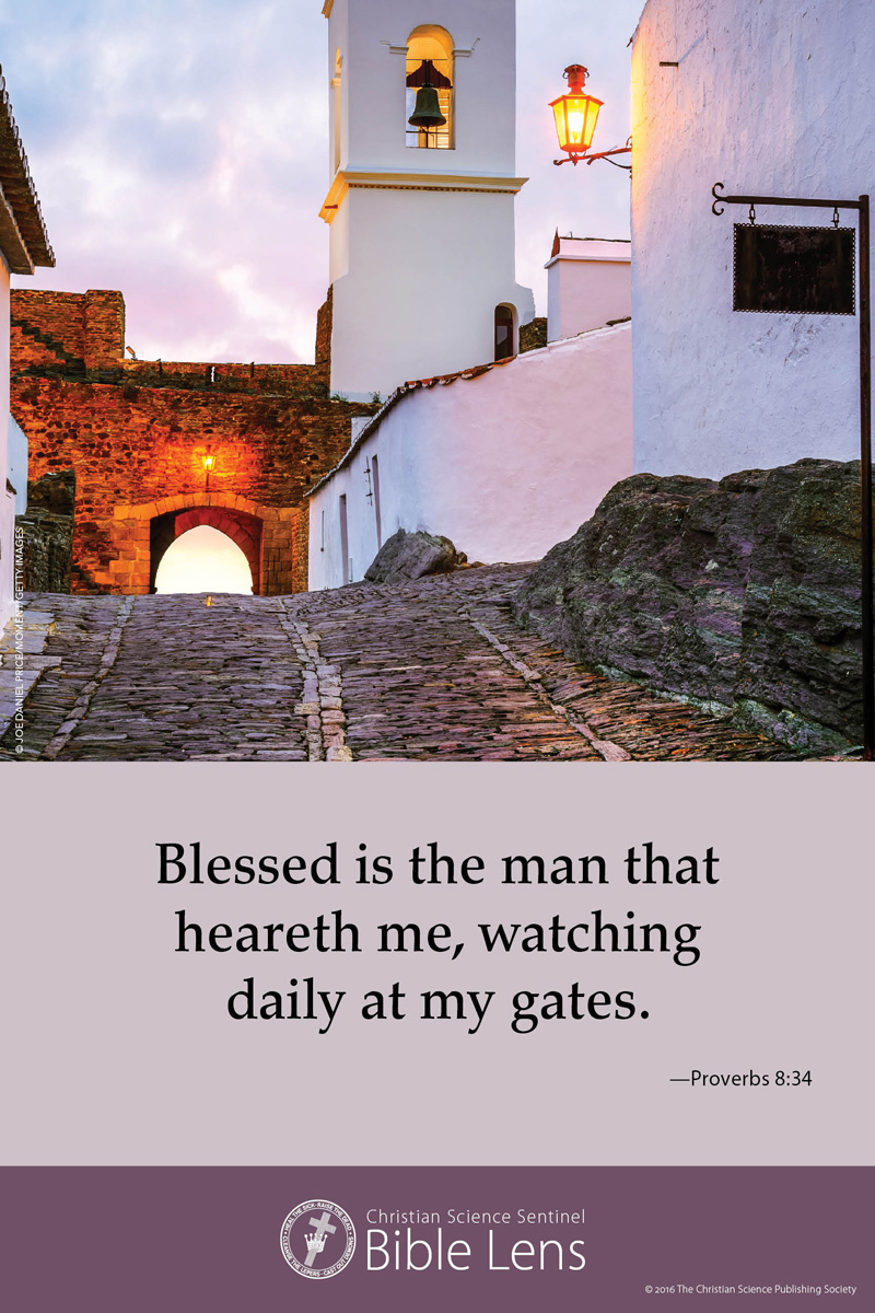 Bible Lens: Blessed is the man (csps bl4)