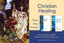 Christian Healing [horizontal] (csps h9)
