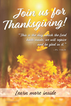 Thanksgiving Leaves This is the day (csps TG4)
