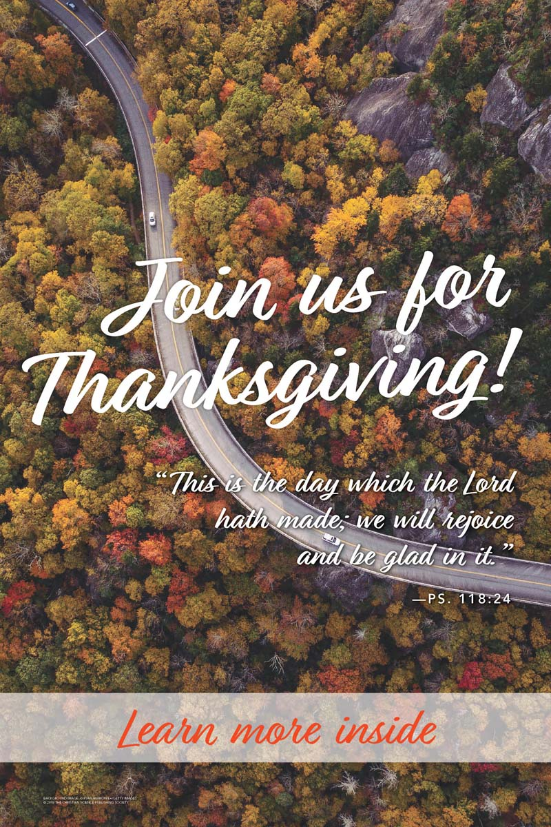 Thanksgiving Road This is the day (csps TG7)