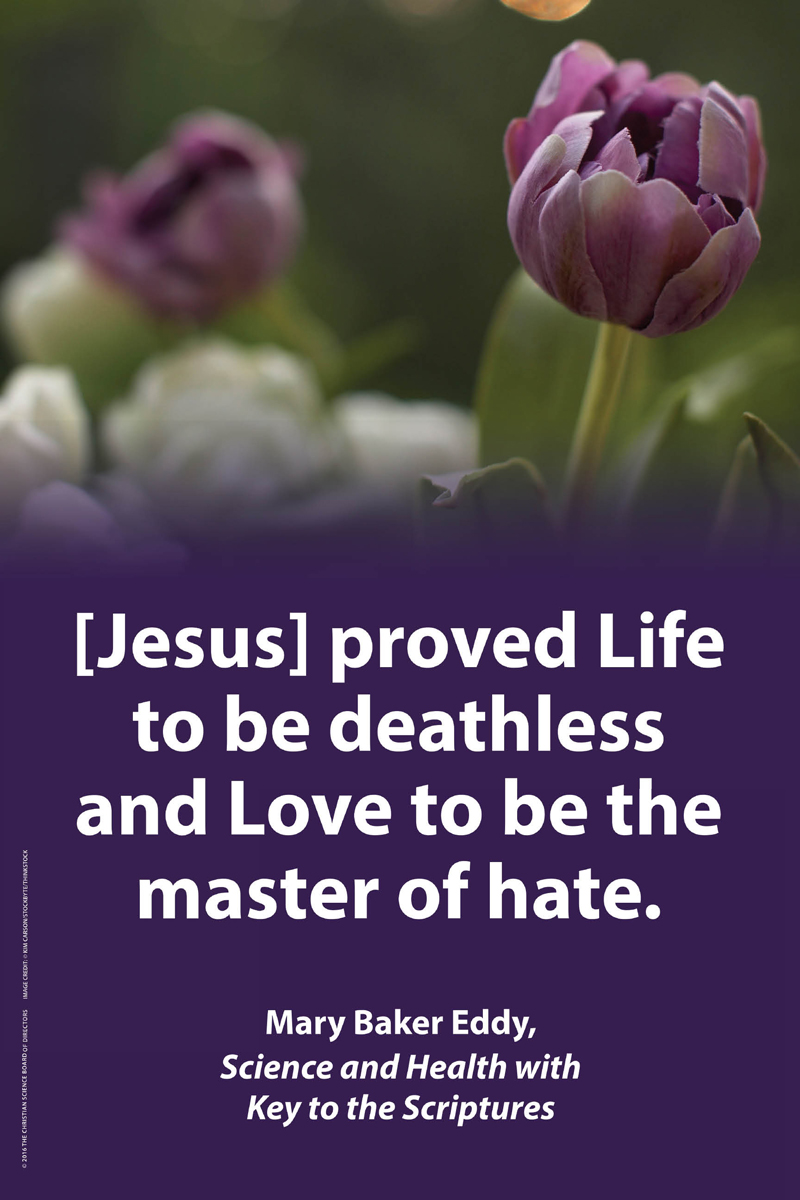 Jesus proved life to be deathless (csps i16)