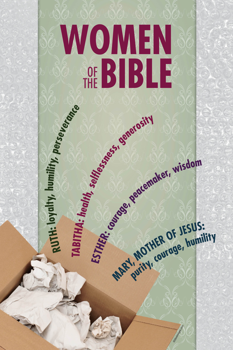 Women of the Bible (csps i23)