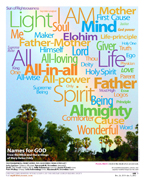 Names for God (csps k3)