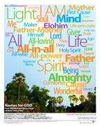Names for God (csps k3)
