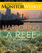 Monitor Horboring a Reef (csps m7)