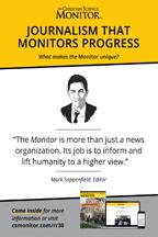 Monitor: Journalism 3 (csps m18)
