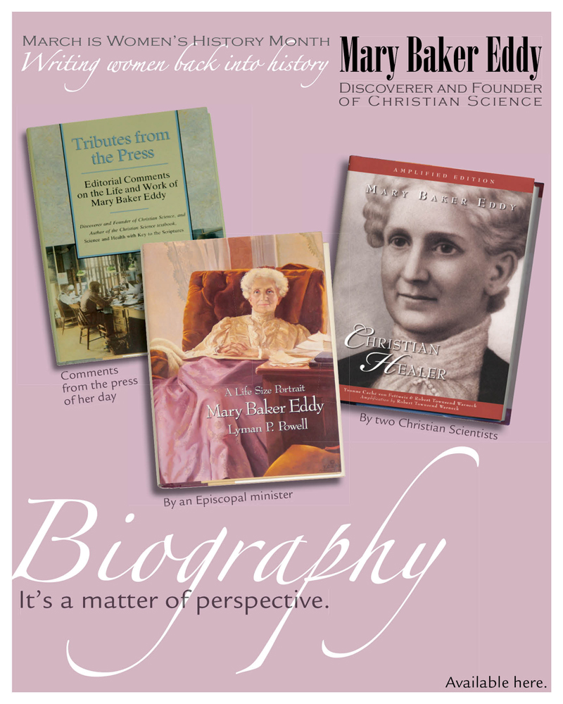 Mary Baker Eddy Biography (csps p12)