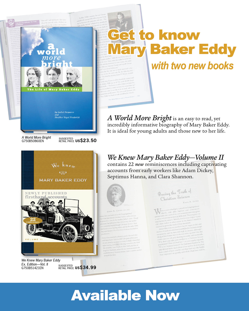 Get to know Mary Baker Eddy (csps p3)