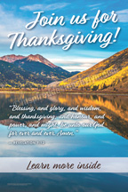 Thanksgiving (csps TG4)