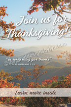 Thanksgiving (csps TG5)