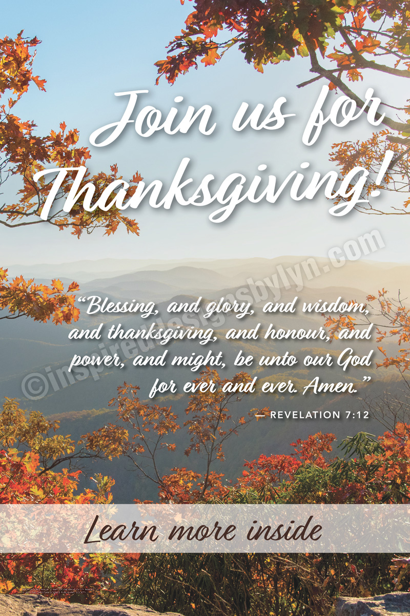 Thanksgiving (csps TG6)