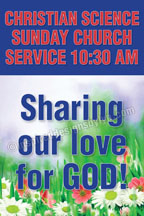 Sharing our love for GOD! (CH3)