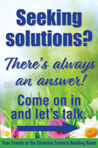 Seeking solutions? (RR1)