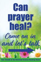 Can prayer heal? (RR2)
