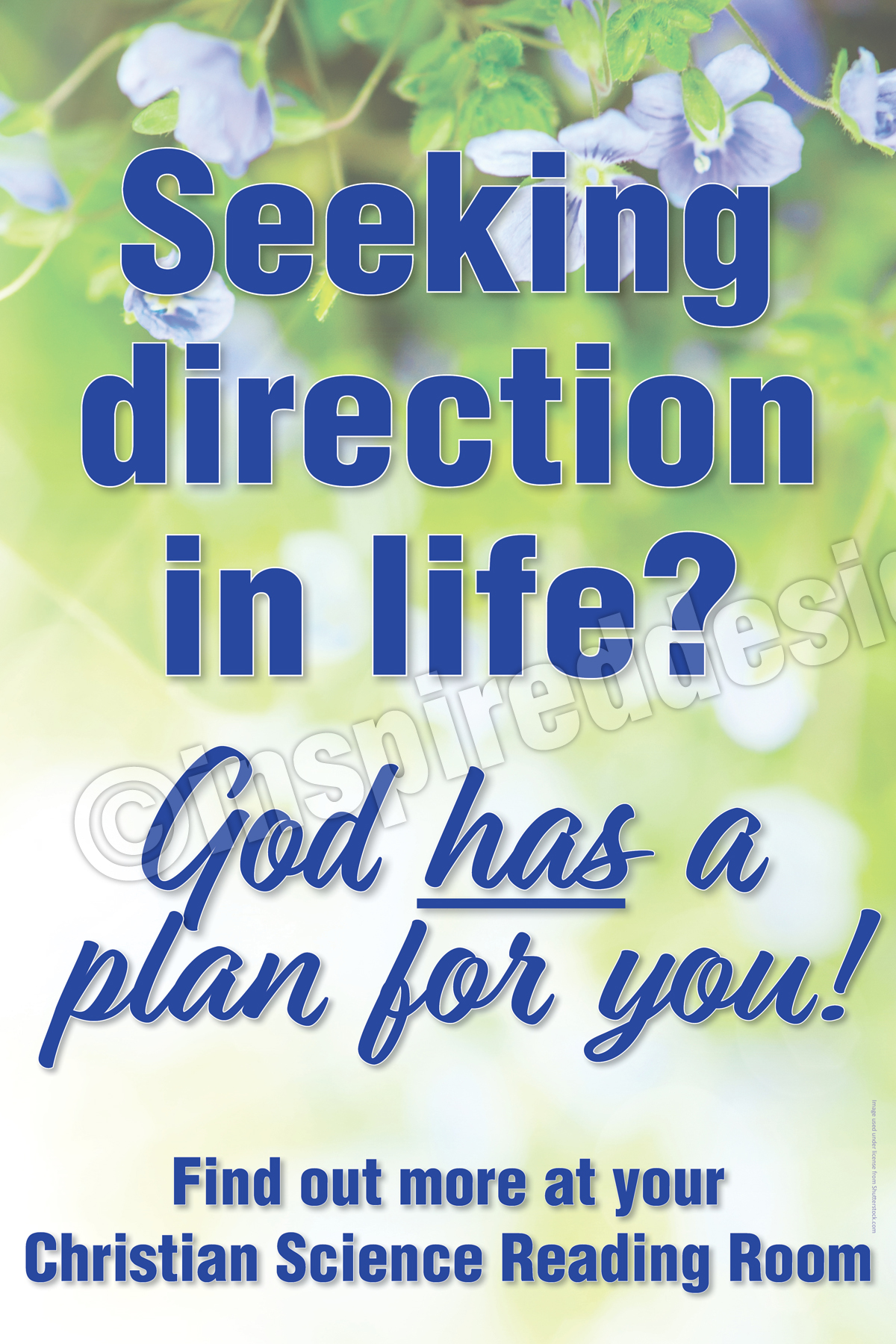 Seeking direction in life? (RR5)
