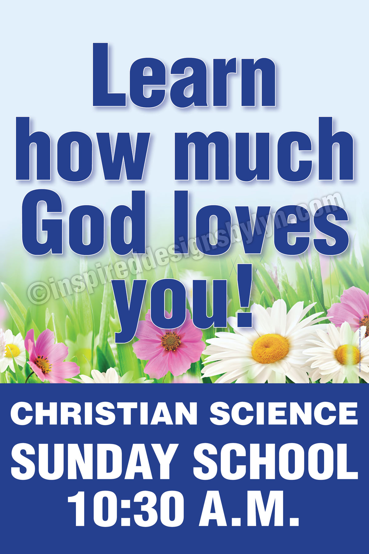 Learn how much God loves you (SS2)
