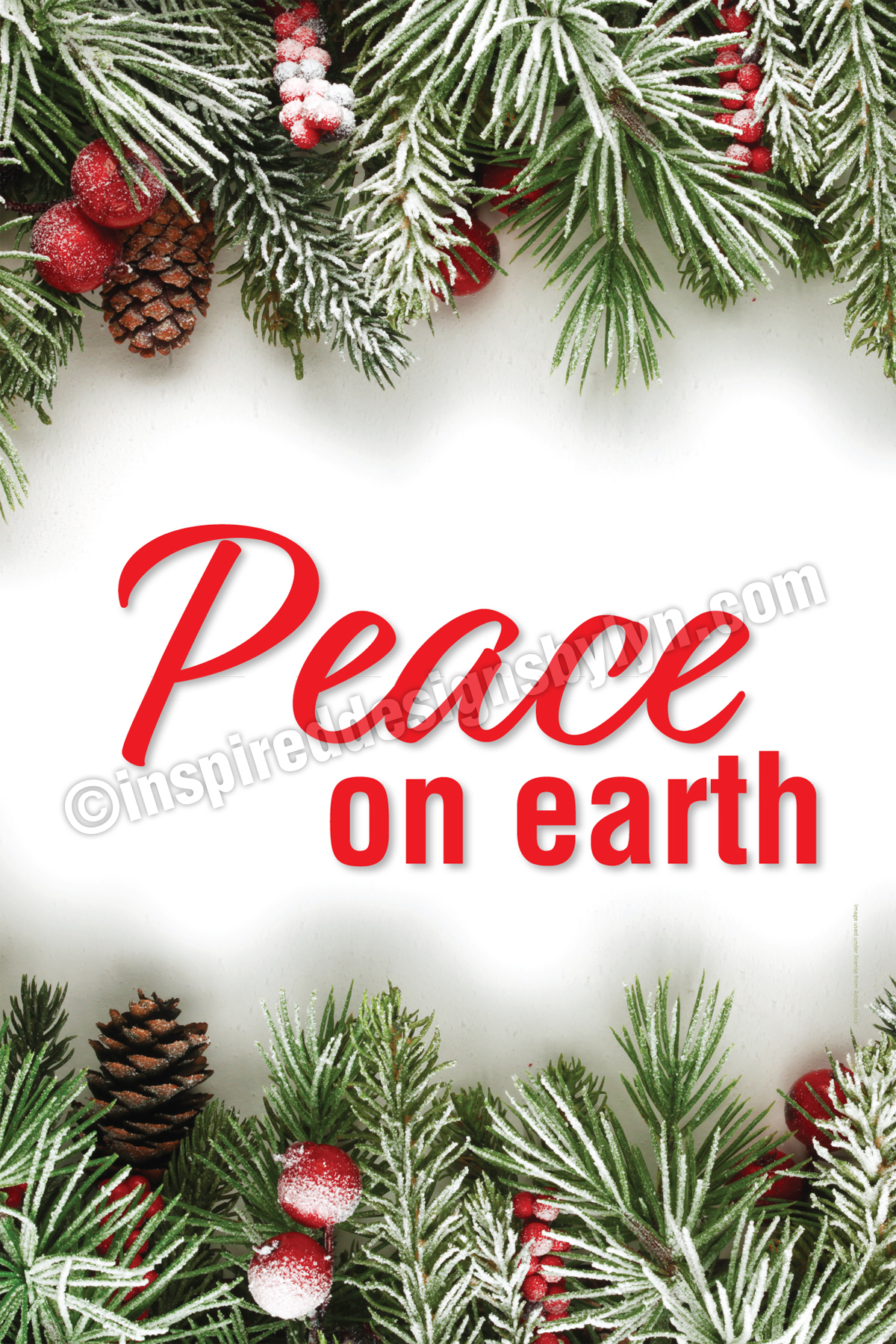 Peace on earth (V31s)