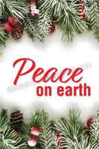 Peace on earth (V31b)