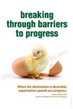 Breaking through barriers to progress (V1)