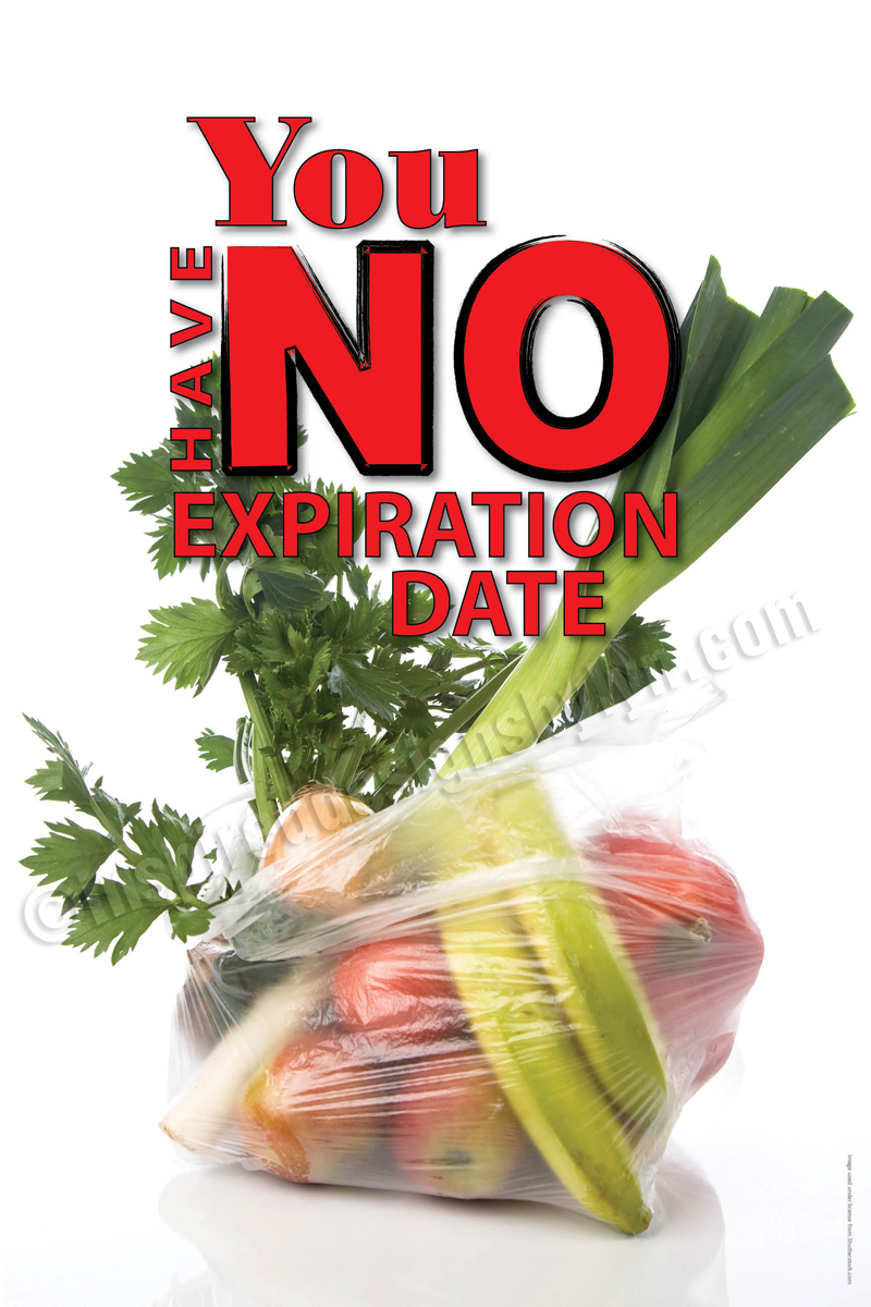 You have no expiration date (V4)