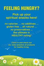 Spiritual snacks (V21)