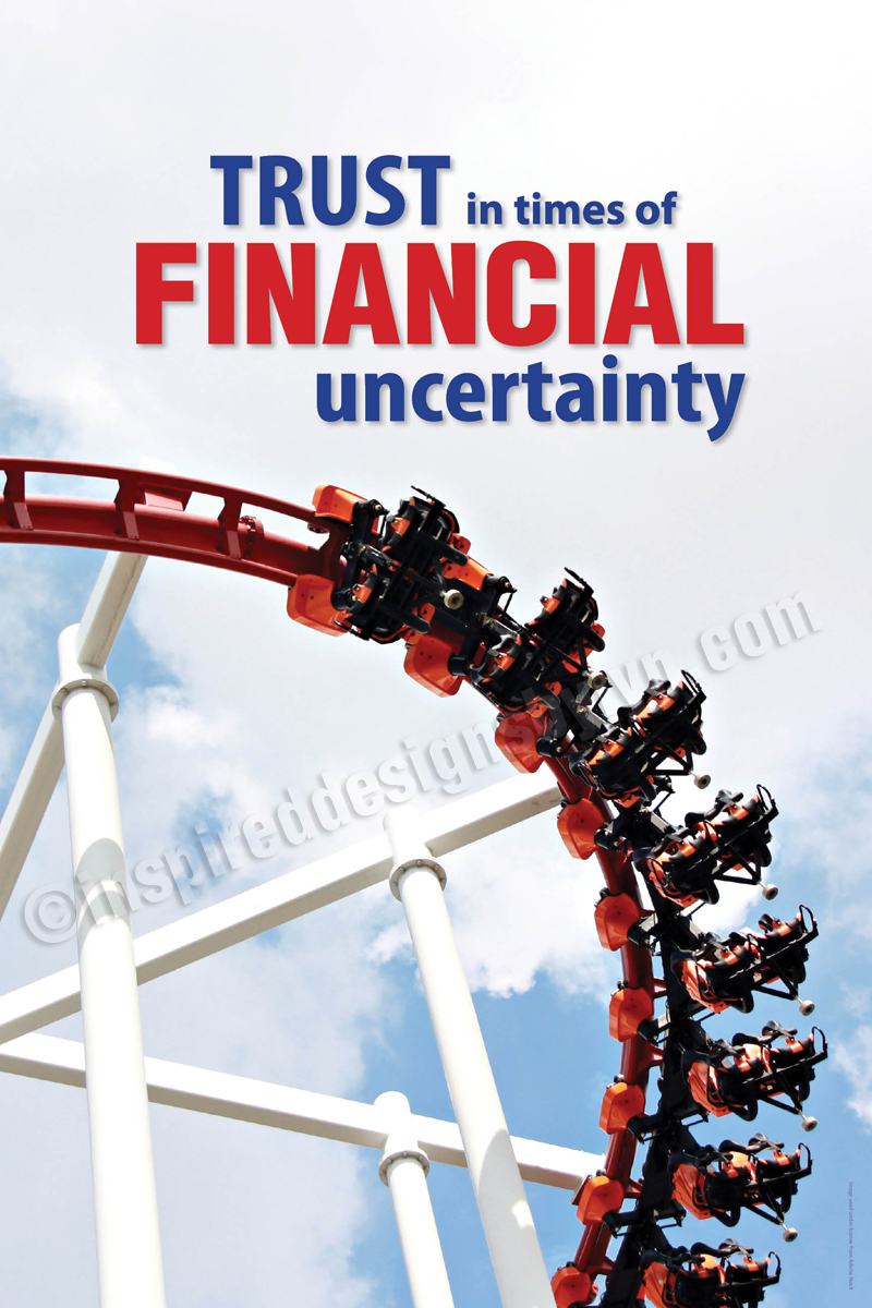 Trust in times of FINANCIAL uncertainty (V15)