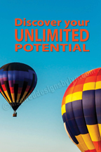 Discover your unlimited potential (V10)