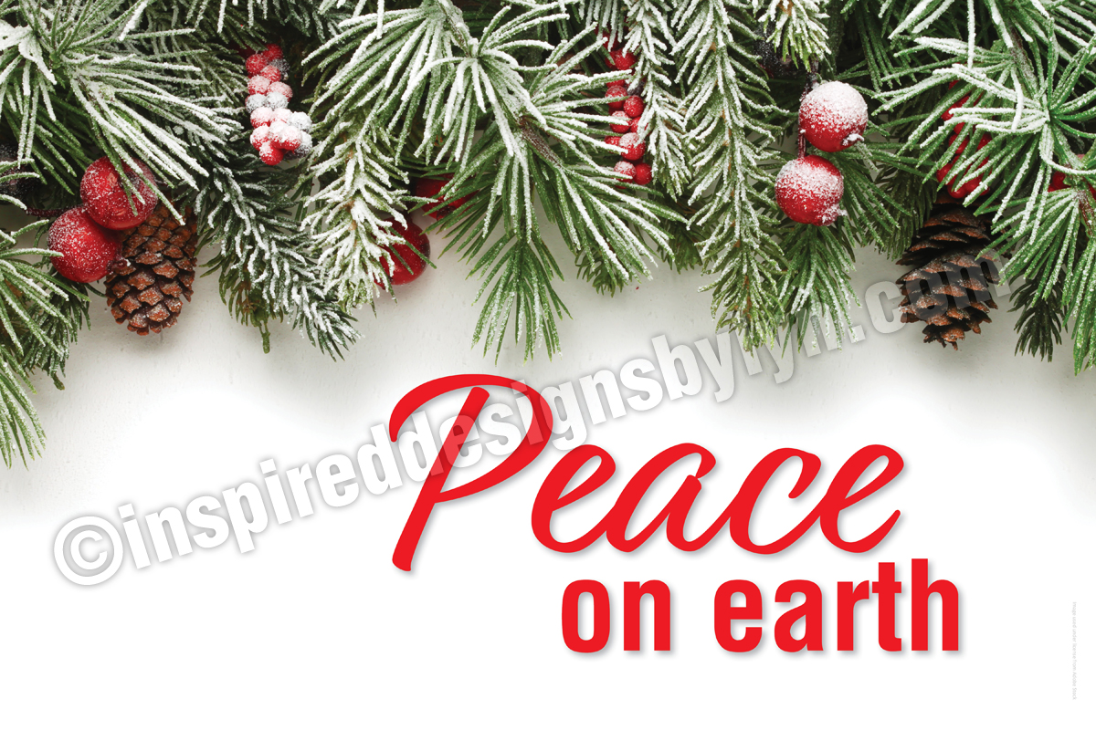 Peace on earth (H25)