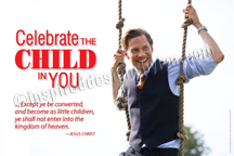 Celebrate the child in you (H8)