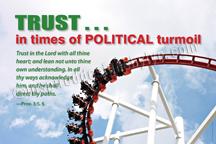 TRUST ... in times of POLITICAL turmoil (H6)